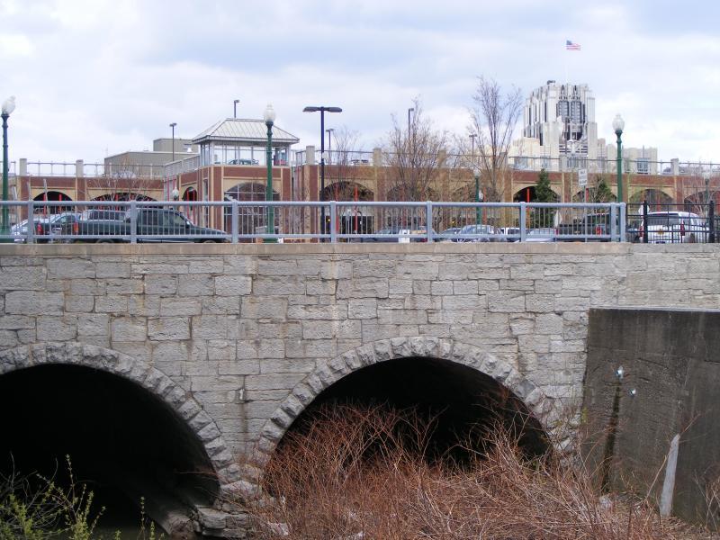 Stone Bridge Washington Street