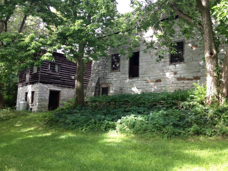 Foritfied home at Fort Klock, near St Johnsville dates back to 1750.