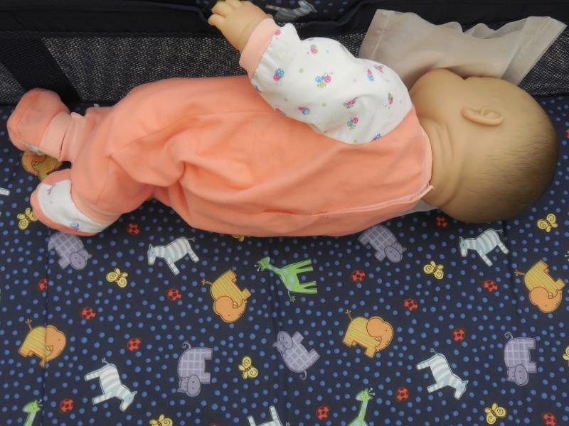 Upstate Infant with Pillow Asphyxiating