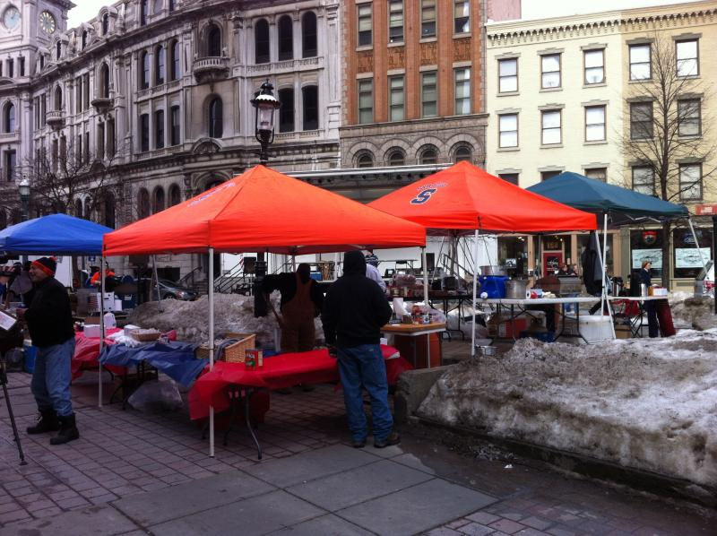 Hanover Square restaurants prepare for the Chili Cook-off