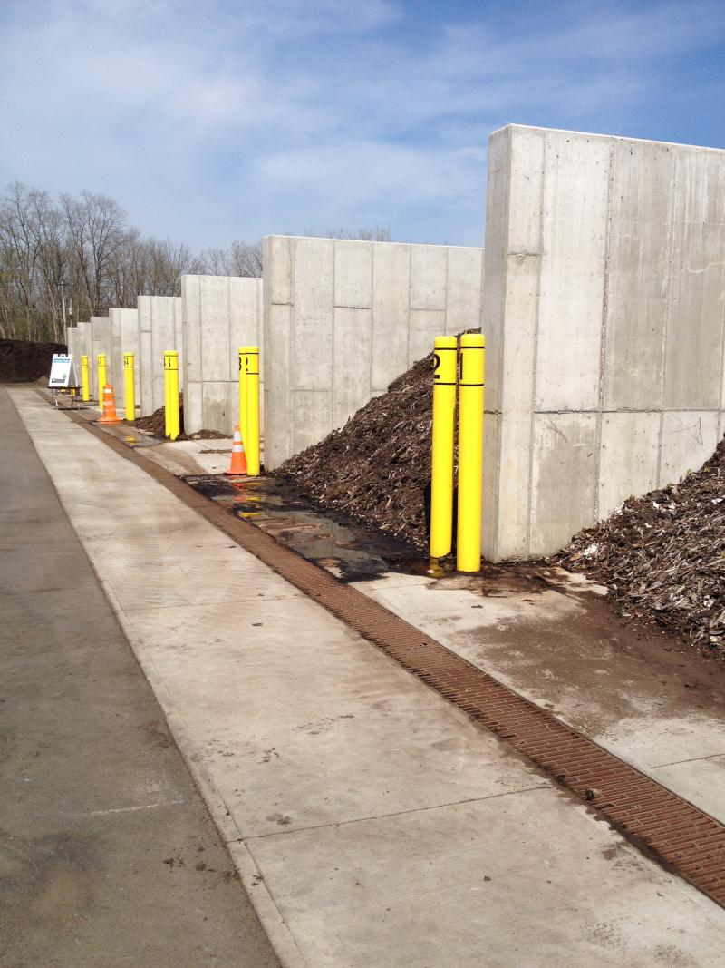 The Amboy Facility has a total of eight aeration bays