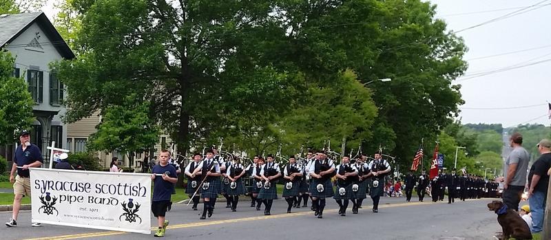Syracuse Scottish Pipe Band