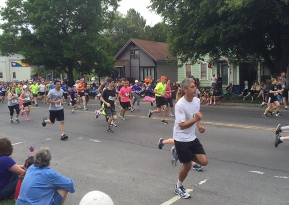Camillus Memorial Day events included a 5-k run