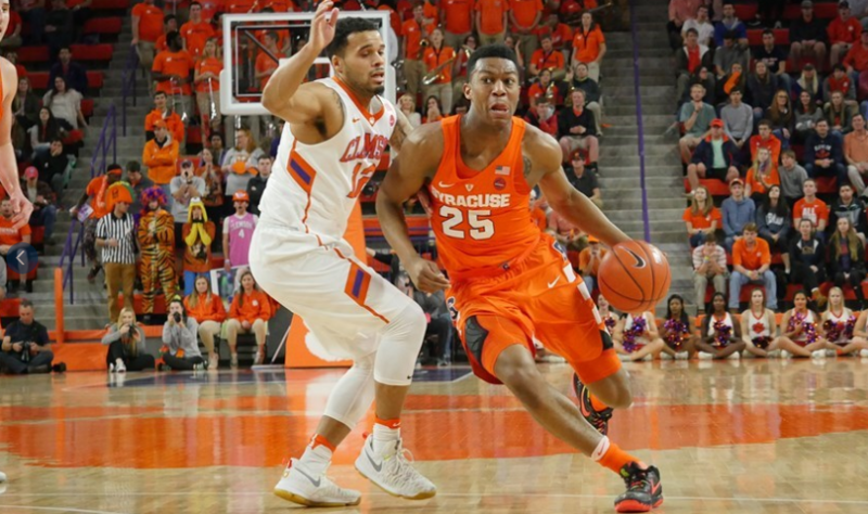 Syracuse University Men S Basketball Waer