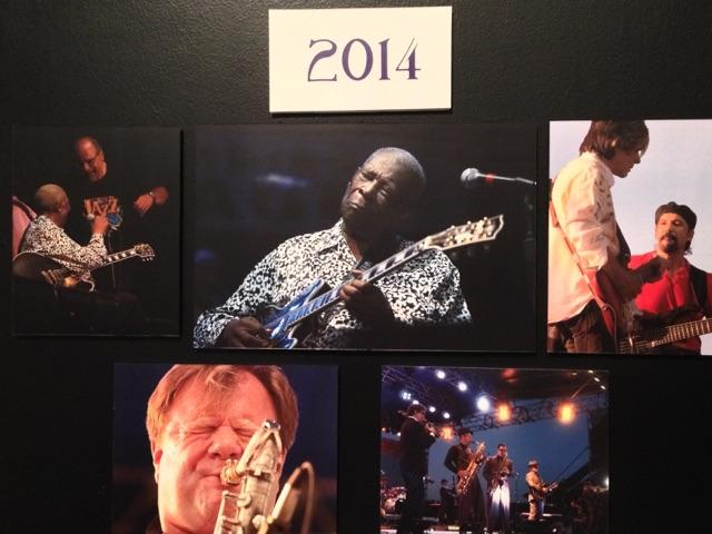 Photos from past Syracuse Jazzfests make up a new exhibit at Onondaga Historical Association