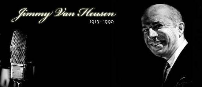 Jimmy Van Heusen wrote hundreds of songs after being raised in Syracuse