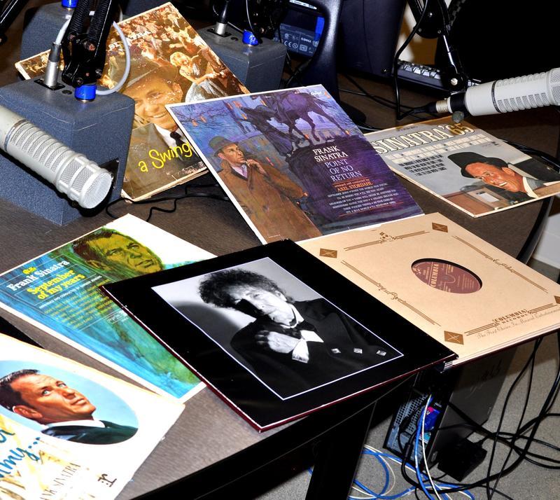 Frank Sinatra recordings of Van Heusen songs inspired Dylan