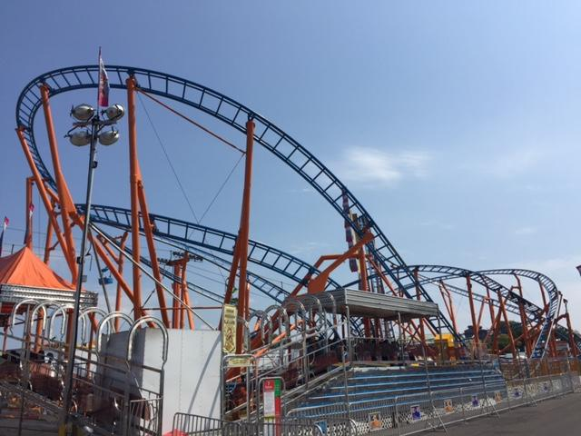 Rides are also inspected after they are up and running, testing opertion, speed and other safety factors