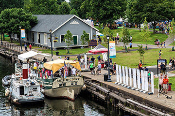 Can recreation and historic heritage of the Erie and otehr NYS Canals spur more economic growth?
