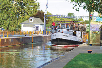 The canal system generated $380 million in tourism to the economy, though officials believe it could be much more.