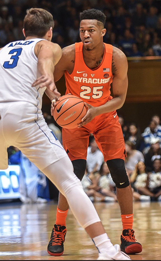 Syracuse Drops Second Straight Against Conference Rival Duke Waer