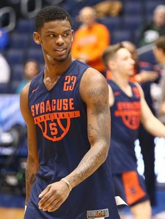 Syracuse Men S Basketball Waer