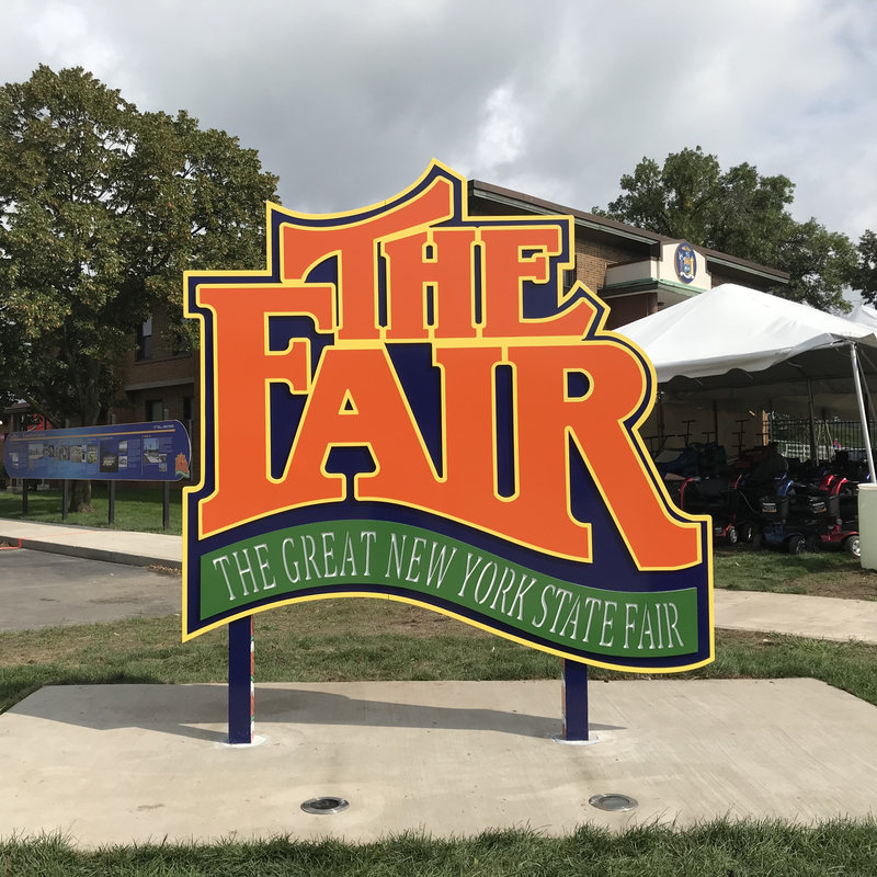 The 173rd State Fair opened on August 22nd.