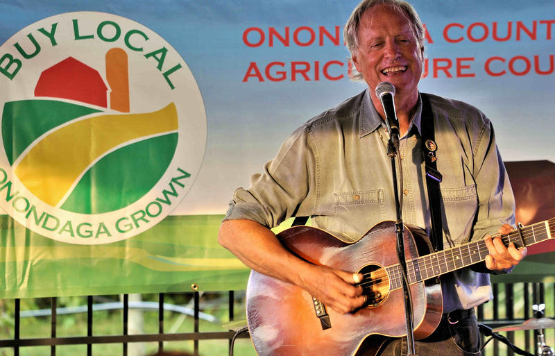 Tom Chapin has performed at Farm Festival fundraisers in the region.  He'll appear with his daughters, The Chapin Sisters, this Saturday for a benefit concert to fight hunger.
