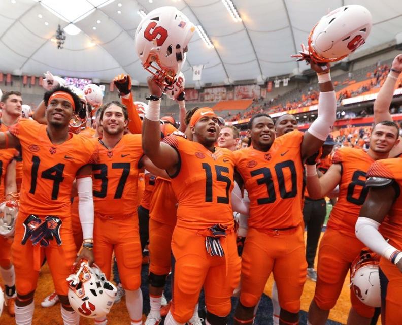 Syracuse Football Looks for Fourth Win this Season Against UConn  8bc9dc6f8