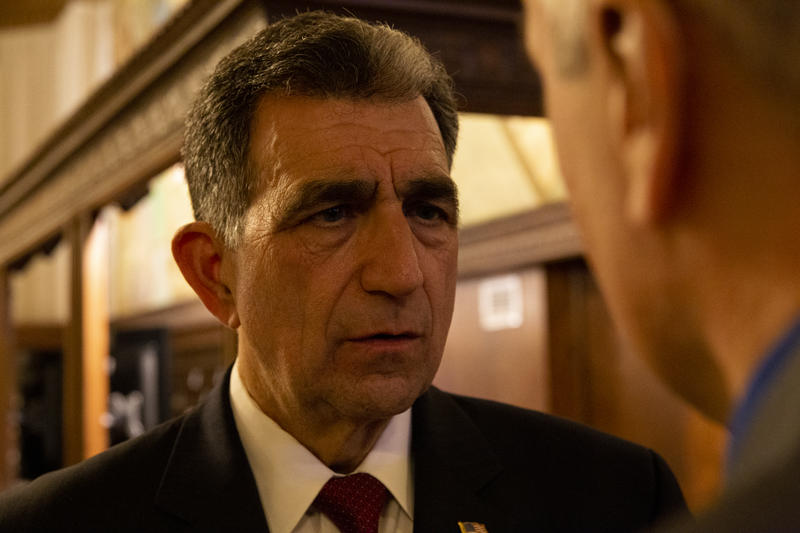 Bill Magnarrelli won his district to continue being a representative in the New York state assembly. Magnarelli is from Syracuse, N.Y.