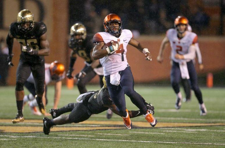 Eric Dungey: Dungey has 417 total yards, 3 TD in upset win