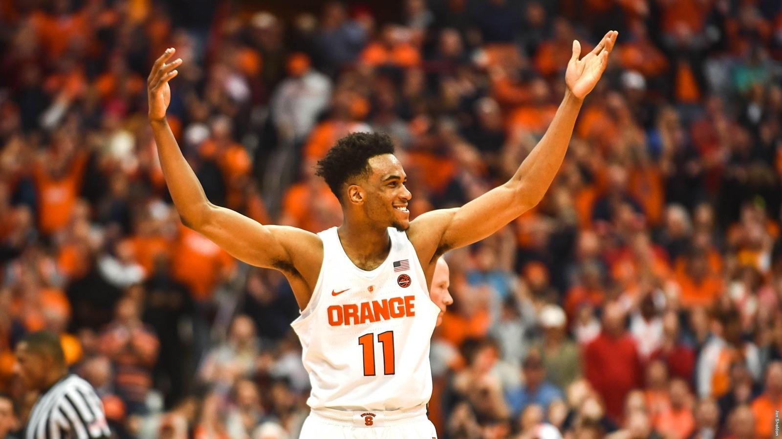 College Basketball Predictions: Maryland vs. Syracuse 11/27/17