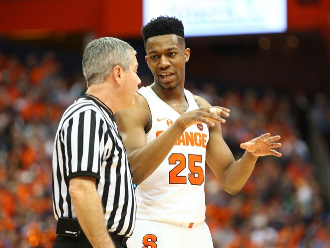 What Was More Embarrassing For Syracuse Basketball Fans Last Night?