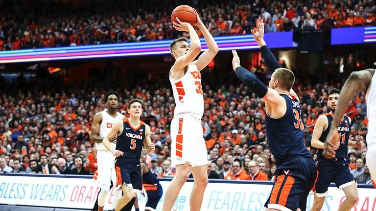Syracuse star Frank Howard suspended indefinitely on eve of NCAA Tournament opener