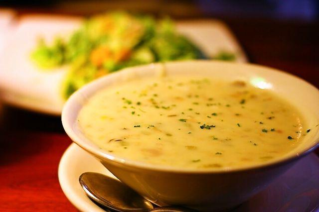 Food Friday Recipe: New England Clam Chowder | WAMC