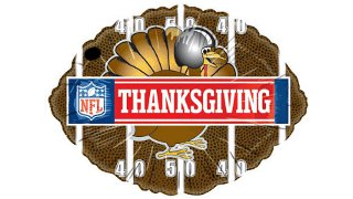 thanksgiving football on xm radio