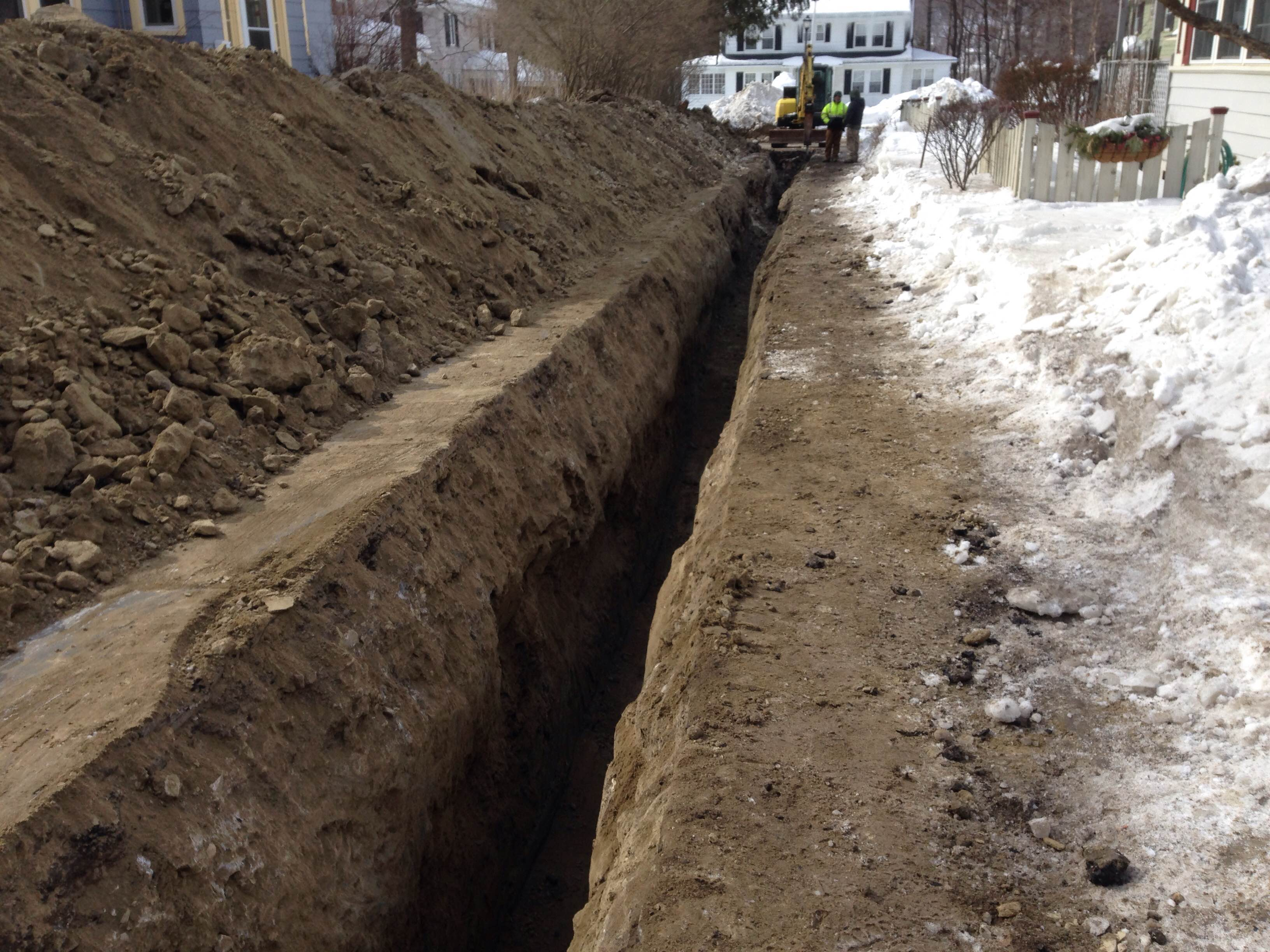 Frozen busted pipe leaves north adams homes without water for 100 overlook terrace
