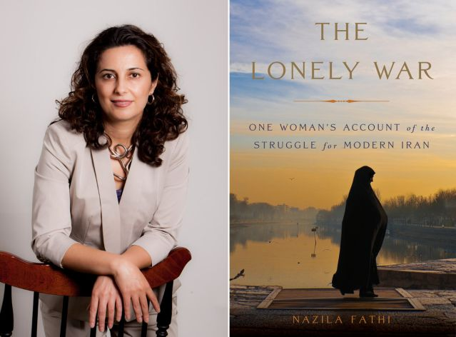 nazila fathi biography of barack