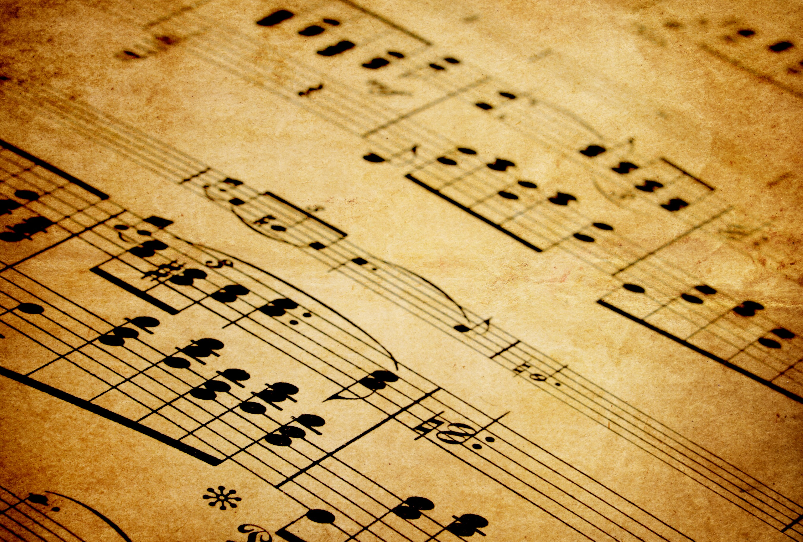 listener essay wamc picture of musical notes classical music