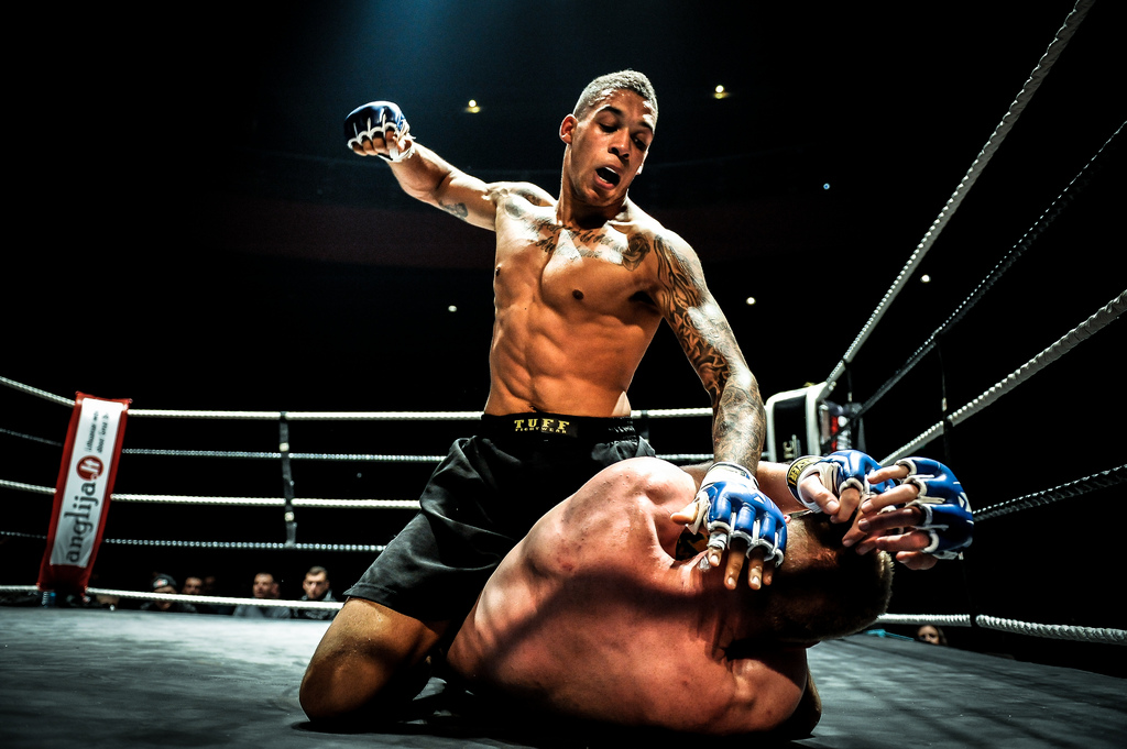 Sportsreport Mma Starts Officially Starts This Week Wamc