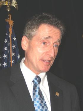 New York Lieutenant Governor Robert Duffy