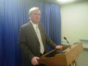 State Senator Tony Avella of Queens