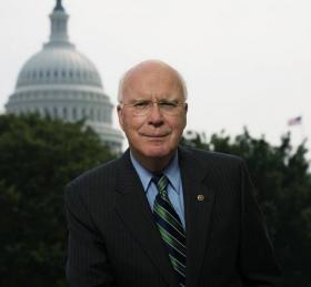Senator Patrick Leahy