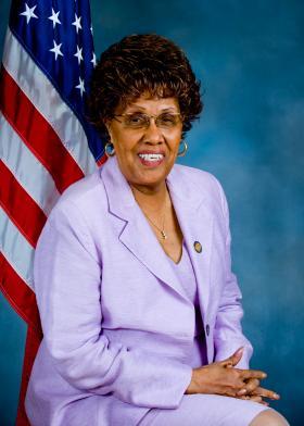 Former New York State Senator Shirley Huntley.