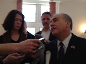 Comptroller DiNapoli