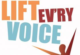 The event was held as part of the Lift Ev'ry Voice 2013 festival.