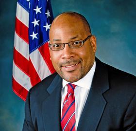 New York State Senator John Sampson