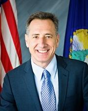 Vermont Governor Peter Shumlin