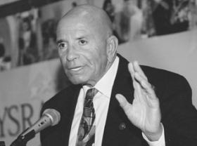 Democratic NYS Assemblyman Harvey Weisenberg of Long Island