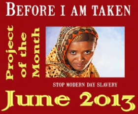Over 27 million people are slaves today:  more than during all 400 years of the transatlantic slave trade.