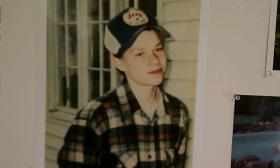 16 year old Jamie Lusher disappeared on Nov. 6,1992. Authorities announced that Lewis Lent, who is serving a life prison sentence, recently told police he killed the boy and put his body in a pond in Becket.