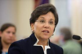 U.S. Commerce Secretary Penny Pritzker