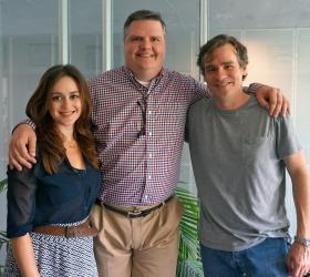 Heather Lind, Joe Donahue, Robert Sean Leonard