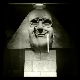 FDR Sphinx Sculpture (MO 1941.12.40)