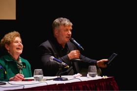NYS Assemblywoman Ellen Jaffee, Alec Baldwin