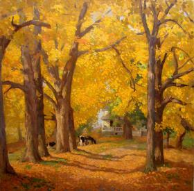 Golden Autumn - David Hatfield