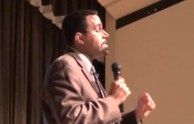NYS education Commissioner John King in Poughkeepsie