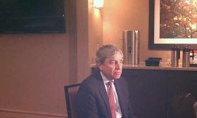 Massachusetts Higher Education Commissioner Richard Freeland