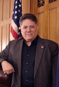 Legislator Sam Oliverio