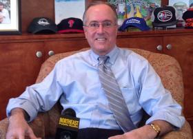 Pittsfield Mayor Dan Bianchi ran unopposed in 2013.